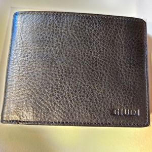 Giudi Leather Wallet